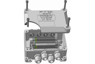 Ящик клеммный ЯК-16