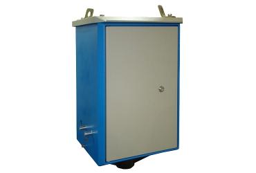 Малогабаритный приборный шкаф МПШ-0644