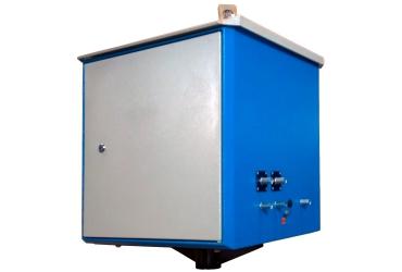 Малогабаритный приборный шкаф МПШ-0666