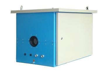 Малогабаритный приборный шкаф вертикально разрезной МПШ-гр 0696