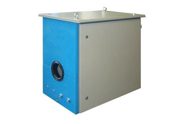 Малогабаритный приборный шкаф вертикально разрезной МПШ-гр 0996