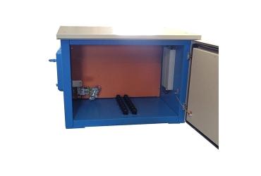 Приборный шкаф панельный ПШ-п 0684
