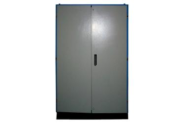 Приборный шкаф каркасный ПШ-к 17103, 2 двери