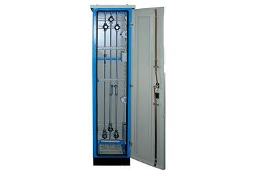 Приборный шкаф каркасный ПШ-к 1743,5
