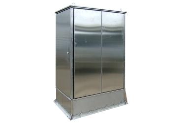 Приборный шкаф нержавеющий ПШ-н 200812